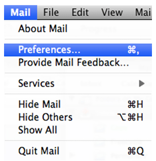 how to add 2 email accounts mac