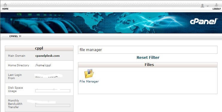 Migrate website from cPanel to other1