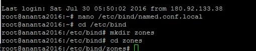 DNS configuration2