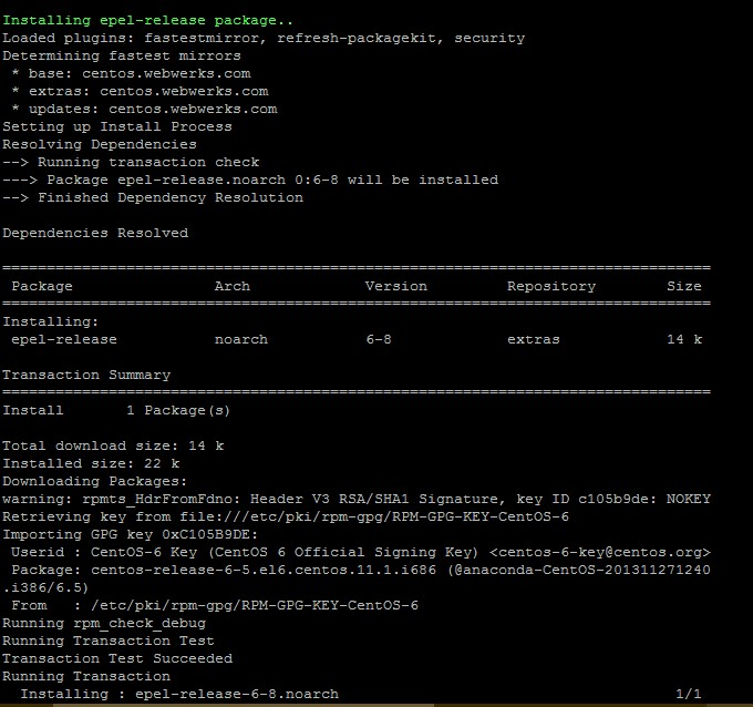 install ISP manager 2